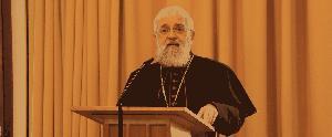Bischof Dr. Gerhard Feige