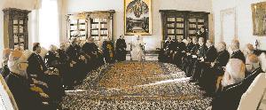 Bischöfe und Papst