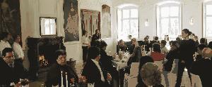 Blick in den Barocksaal