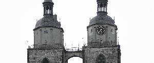 Türme der Stadtkirche Wittenerg