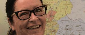 Susanne Sperling - Pressesprecherin im Bistum Magdeburg
