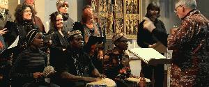Afrikanisches Requiem in Magdeburg