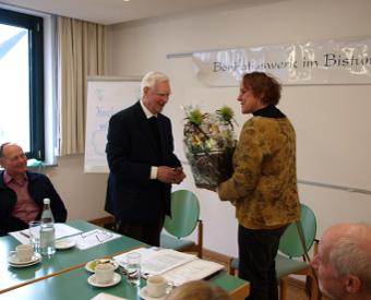 Viel Unterstützung für Pfarreien und Verbände im Bistum