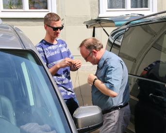ZDF Mittagsmagazin zu Besuch in der Altmark