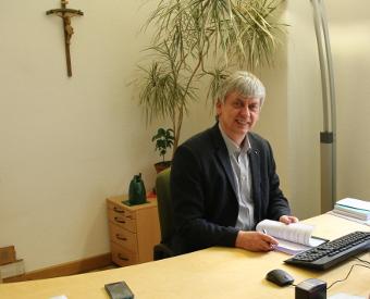 Gregor Engelbreth neuer Leiter des Katholischen Büros Berlin-Brandenburg