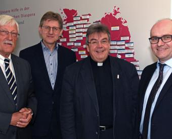 235.000 Euro Bauhilfe für das Bistum