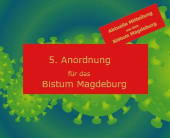 5. Anordnung für das Bistum Magdeburg