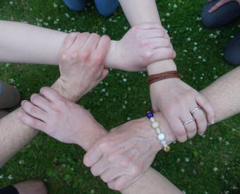 Kreativ und ideenreich Gemeinschaft erleben