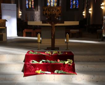Das Kreuz gehört zum Leben